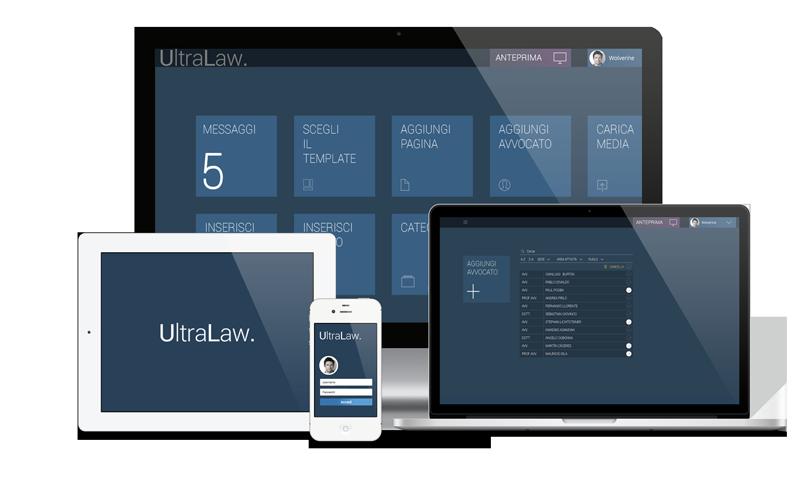 sito web per studio legale