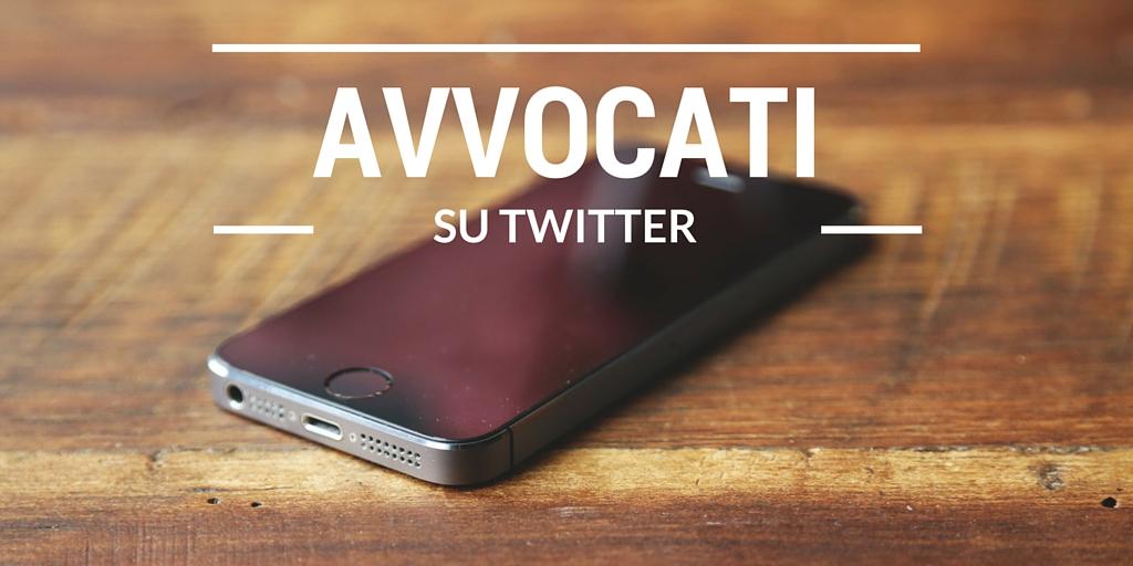 10 Consigli per gli avvocati che usano Twitter