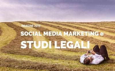 Indagine Studi legali e Social Media Marketing