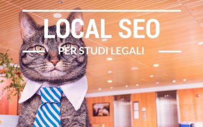 5 consigli SEO per promuovere il tuo Studio Legale sul territorio